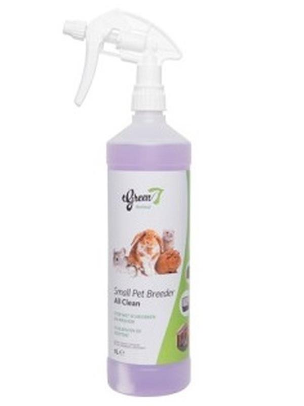Green 7 SMALL PETS BREEDER All Clean 1L