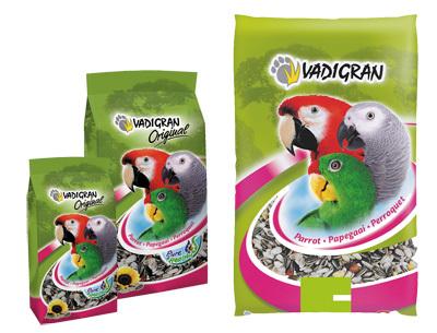 Vadigran mengeling papegaai 14 kg