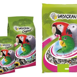 Vadigran Mengeling papegaaien original 2,5 kg