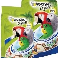 Vadigran mengeling tropische papegaai 1,5 kg