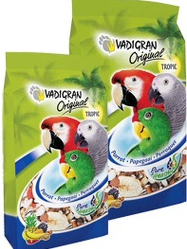Vadigran mengeling tropische papegaai 2,5 kg