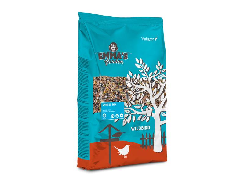 Wintervoer Mix 4 kg