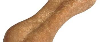 Whimzees rijstbeen bulk 11,4 cm