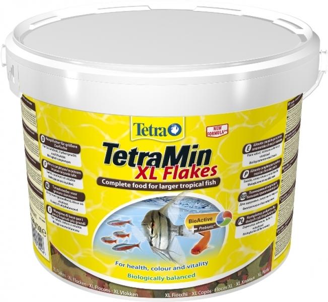 Tetra min XL vlokken 10 L