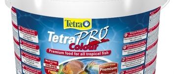 Tetra pro colour 10 L