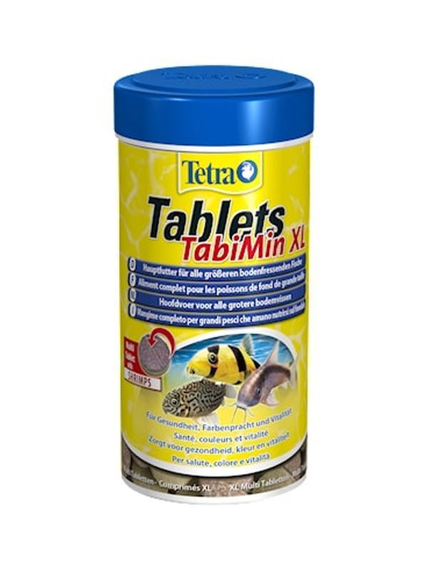 Tetra tablets tabiMin XL 133 Tab.