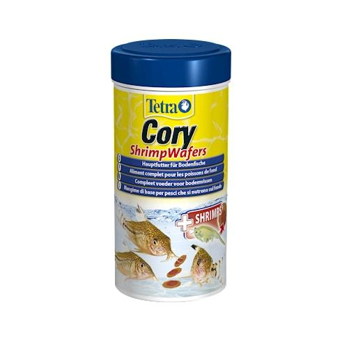 Tetra cory schrimp wafers 250 ml