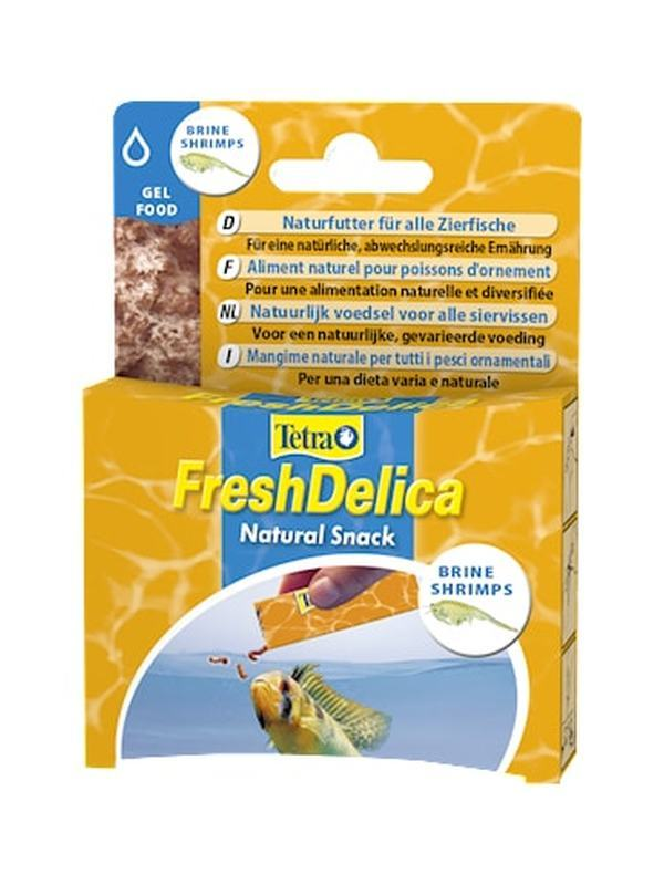 Tetra FreshDelica Brine Shrimps 48 gr