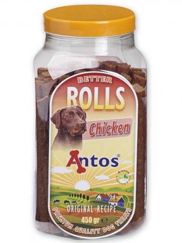 Better Chicken Rolls 450 gr