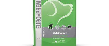 Euro-premium medium adult lam & rice 3 kg