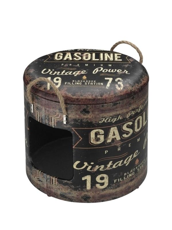 Petbox gasoline L 42X40CM