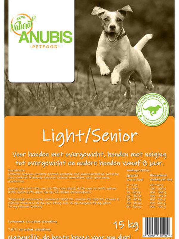 Anubis light/senior 15 kg