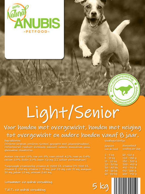 Anubis light/senior 5 kg