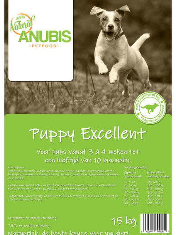 Anubis Puppy Excellent 15 kg