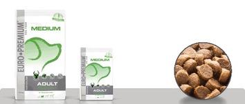Euro-premium medium adult digestion+ 2,5 Kg