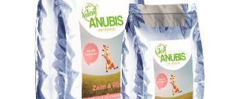 Anubis zalm & rijst 10 kg