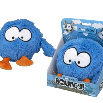Bounce Jumping Ball blue