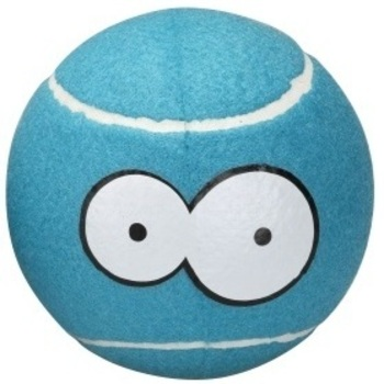 Tennisball breezy extreme Blauw 15cm