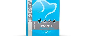 Euro-premium large puppy chicken & rice 4 kg