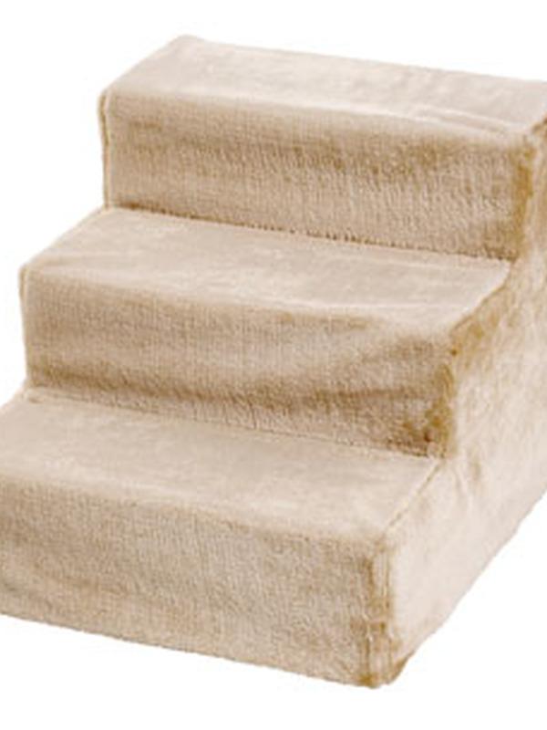 Easy step hondentrap beige 43x41x30cm