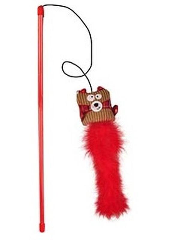 Cosy cat dangler bear 40cm