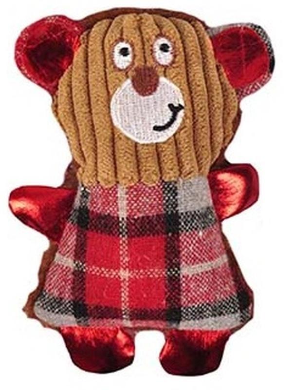 Cosy cat toy bear 11 x 8,5cm
