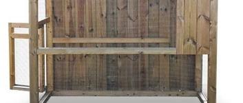 Volière R1 215 x 70 x 185cm