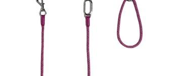 H5d leisure clic leiband roze 7mm x 140cm