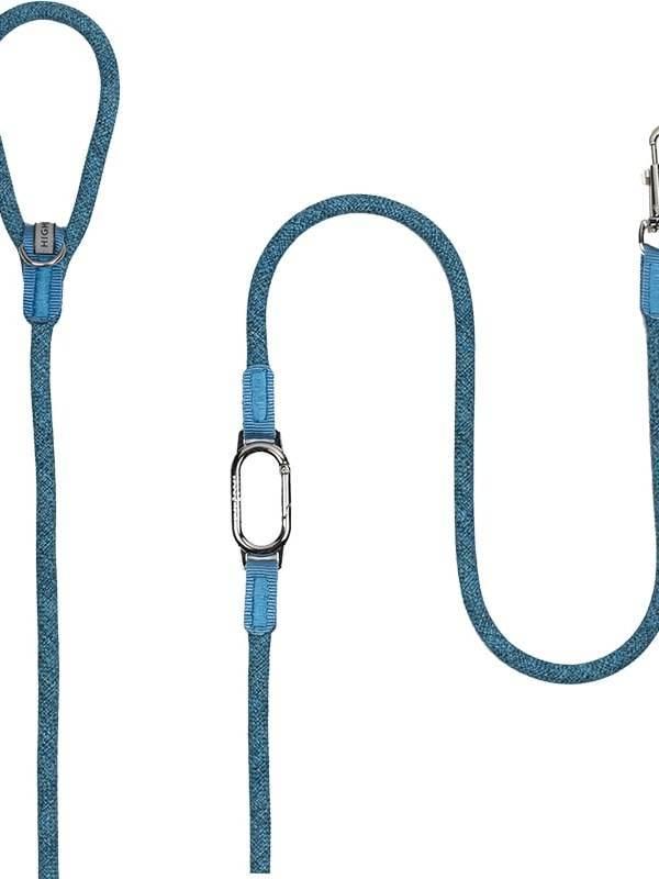 H5d leisure clic schouderlijn blauw 13mm x 250cm