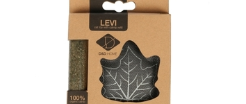 Levi earl grey 25ml catnip tube 8x9cm