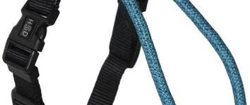 H5d Leisure Rope Walker Tuigje Blauw-XXS 7mmx29-37cm