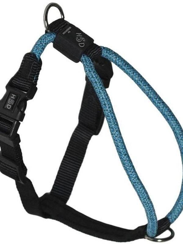 H5d Leisure Rope Walker Tuigje Blauw-XS 7mmx36-43cm