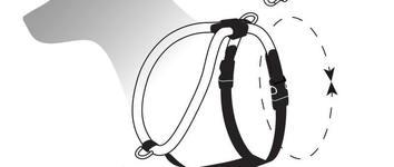 H5d Leisure Rope Walker Tuigje Roze-XS 7mmx36-43cm