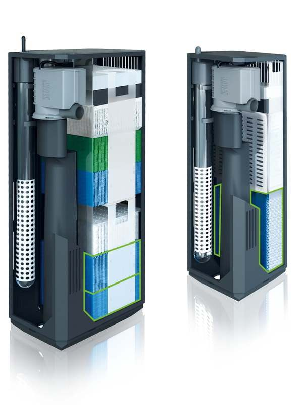 Juwel bioPlus fine Filterspons fijn L 12.5x12.5x5 cm