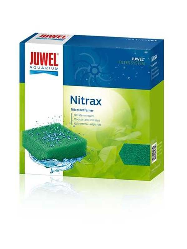Juwel Nitrax Filterspons L 12.5x12.5x5 cm