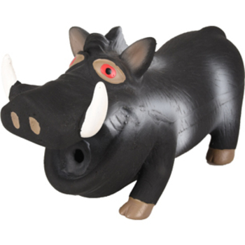 Latex wild boar stuffed 25cm