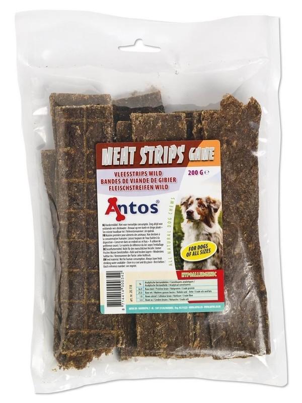 Vleesstrips Wild 200 gr
