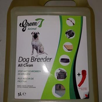 Green 7 DOG BREEDER All Clean 5 L