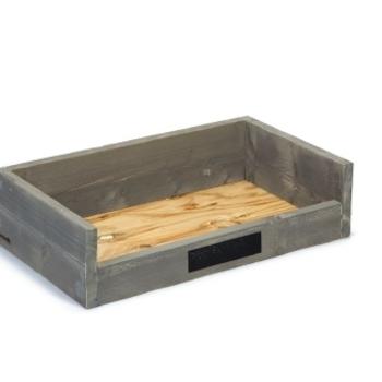 BZ houten ligmand Hudson H 75X45X19,5cm