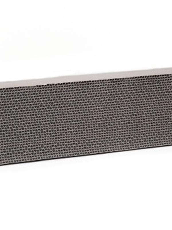 BZ karton/tapijt krabplank 49x12x4cm