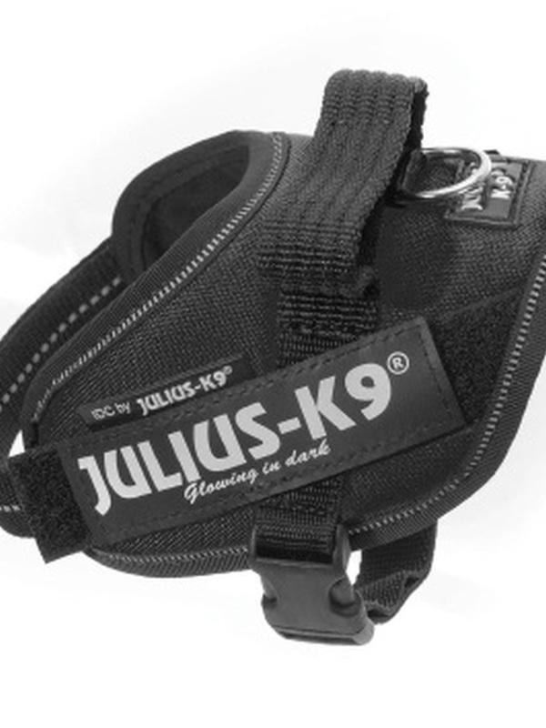 Julius K9 IDC Powertuig Mini Mini Zwart 40-53 cm