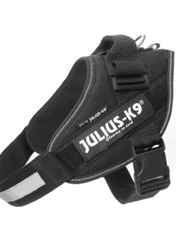 Julius K9 IDC Powertuig Maat 0 Zwart 58-76 cm