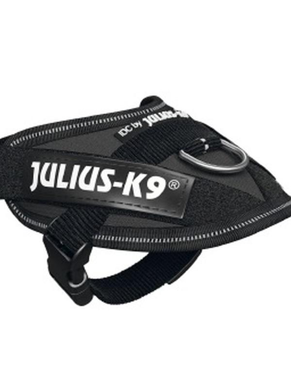 Julius K9 IDC Powertuig Baby 1 Antraciet 29-36 cm