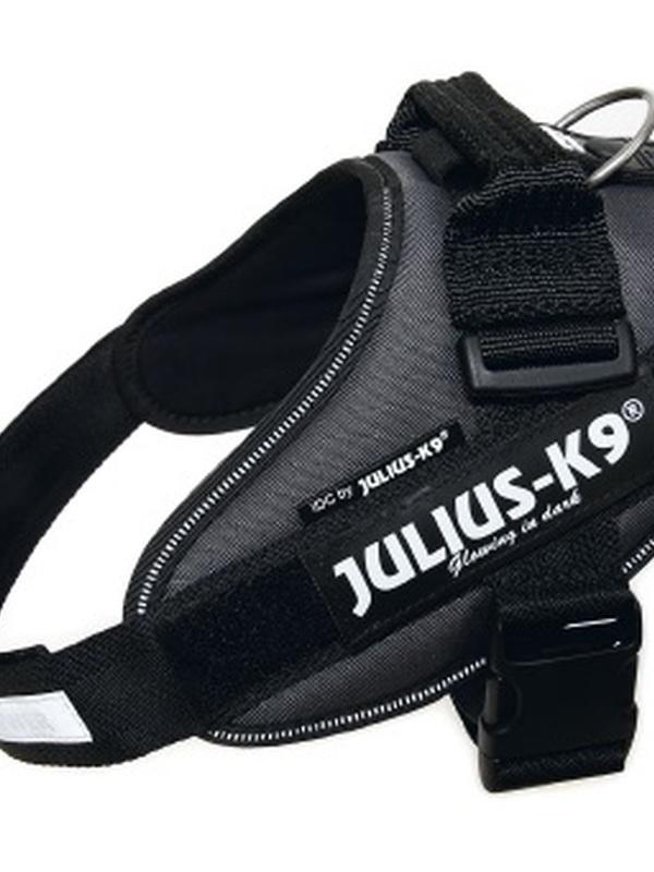 Julius K9 IDC Powertuig Maat 0 Antraciet 58-76 cm