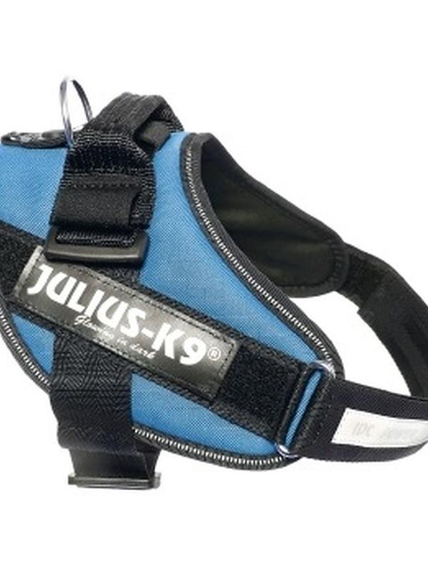 Julius K9 IDC Powertuig Maat 0 Blauw 58-76 cm