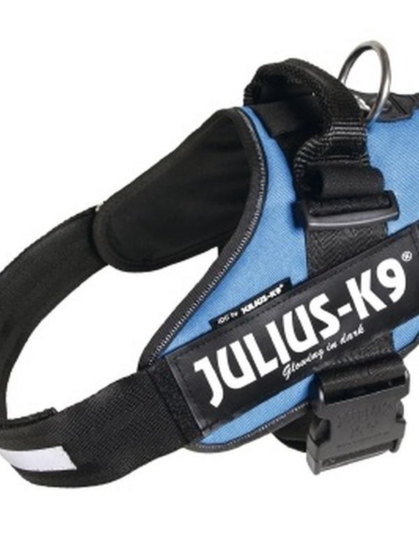 Julius K9 IDC Powertuig Maat 1 Blauw 63-85 cm