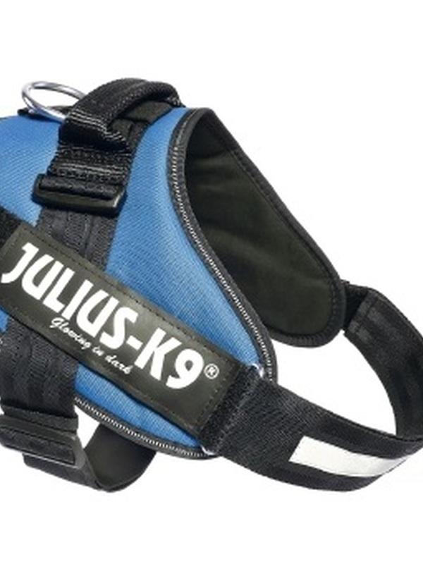 Julius K9 IDC Powertuig Maat 2 Blauw 71-96 cm