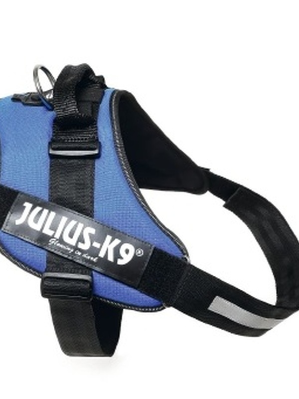 Julius K9 IDC Powertuig Maat 3 Blauw 82-115 cm