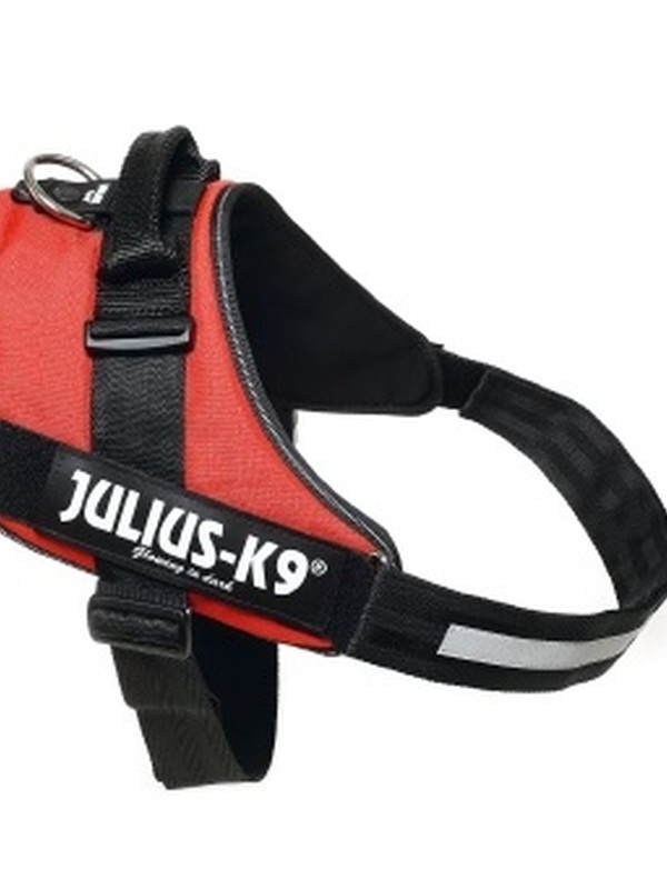 Julius K9 IDC Powertuig Maat 3 Rood 82-115 cm