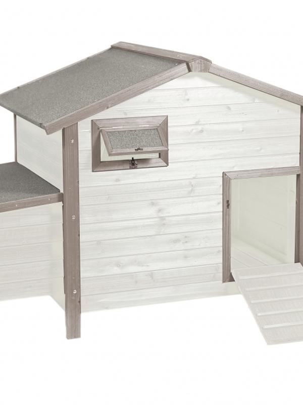Woodland kippenhok darci 1 cottage 136x90x99cm